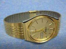 Men's OMNI Gold Watch w/ New Battery