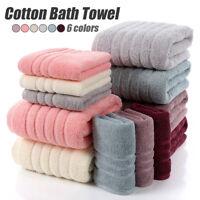 Premium Egyptian 100% Cotton Bath Towels Bulk Towel Sets Face Hand Quick Dry A