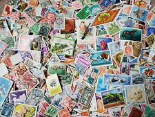 100+ Worldwide Stamps Collection Off Paper -Countries,Ages,Themes,Sizes,Colors!