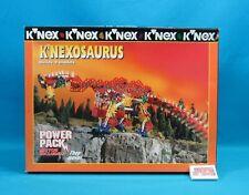 Vintage 1996 K'Nex K'Nexosaurus Set New in Box Sealed