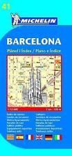 Barcelona: 2007 by Michelin Travel Publications (Sheet map, folded, 2007)
