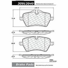 StopTech 309.12040 Front Disc Brake Pad-Sport Brake Pad Fits 06-15 Mini Cooper