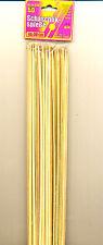 Schaschlik-Spieße;29 cm; 100 Stück;Holz;Fleischspieß Grillspieß extralang Pflegl