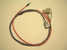1964 Chevelle Convertible Power Top Switch Wiring Harness SS Malibu