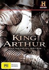 King Arthur and Medieval Britain (3-Disc Set) Region: 4