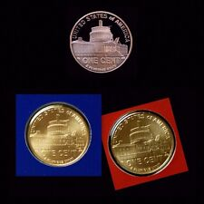 Mint Rolls Lot of 2 BU GEMs!  L@@K! 2009 D Lincoln LP-2 Cents  From U.S