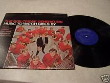 """The Bob Crewe Generation """"Music To Watch Girls By"""" LP"""