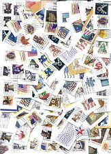 US Definitive Used Stamp Lot on Paper Mixture - 1 lb pound Kiloware, Variety*