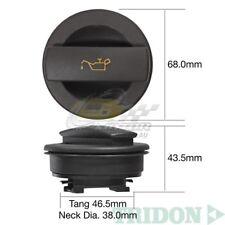 TRIDON OIL CAP FOR Volkswagen EOS 2.0 TDi 03/07-07/08 4 2.0L BMM  16V