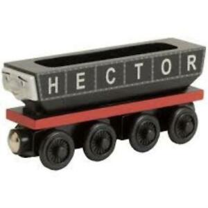 Hector - LC99048 - Thomas & Friends Wooden Railway by Learning Curve - new