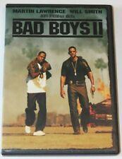Bad Boys II (DVD, 2003, 2-Disc Set) Martin Lawrence, Will Smith, Gabrielle Union