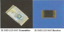 """DC-Car"" Infrared  SMD 0603 Receiver & Transmitter  20pcs"