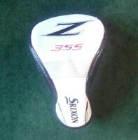 Srixon Z355 Driver Head Cover- Perfect Condition - Priced To Sell