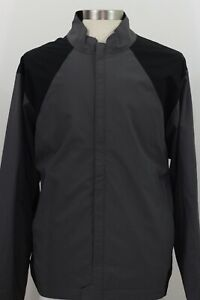 Dryjoys Footjoy FJ Mens Sz XL Extra Large Golf Fleece Jacket Mesh Lined