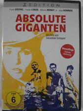 Absolute Giganten - 3 Freunde geben alles - Großmaul, Rapper, Kickern, Flo Lukas