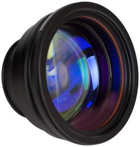 F-theta Scan Lens Field Lens 1064nm 50x50 - 300x300 F63-420mm for 1064nm YAG ...
