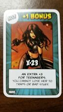 Munchkin Marvel X-Men X-23  Promo Card Steve Jackson Games USAopoly