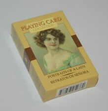 Lo Scarabeo Playing Card Collection - Portraits of a Lady - Sealed