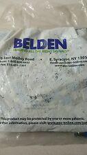 Belden snsd6 1000 fittings directv rg6 connectors 20  bags