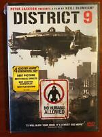 District 9 (DVD, 2009) - NEW19