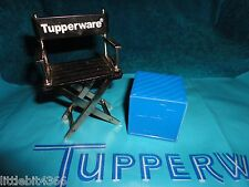 VINTAGE TUPPERWARE TUPPER TOY BUSY BLOCKS REPLACEMENT BLUE LETTER K KANGEROO