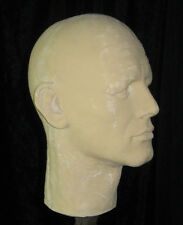 PAUL NEWMAN Latex Head from MOVIELAND WAX MUSEUM MOLD! Sculpted by Pat Newman!