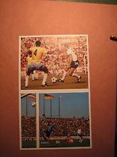 Liberia Stamp Scott# 1302-03 World Cup Soccer 1997 Sheets  MNH L9