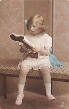 POSTCARD   ACTRESSES    Gladys   Cooper 's    Daughter    Joan