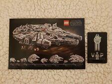 RARO 🔹 🔹 LEGO STAR WARS 75192 UCS COLLEZIONISTI VIP card 🔹 Limited Edition 🔹