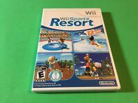 Wii Sports Resort Game Complete Nintendo