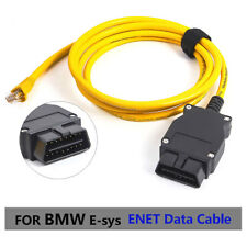 OBD2 E-SYS ICOM Coding Data Cable for BMW ENET  F-Series & I-Series Ethernet