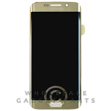 LCD Digitizer Assembly Frame Samsung Galaxy SM-G925F Galaxy S6 Bordo Oro Original Equipment Manufacturer