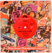 """CREAM 45 WHITE ROOM  SOUTH AMERICA 7"""" UK HEAVY PSYCH THOSE WERE THE DAYS CLAPTON"""
