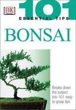 Bonsai (101 Essential Tips) - LikeNew - Tomlinson, Harry - Paperback