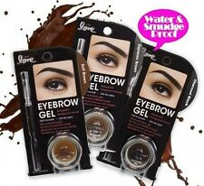2nd LOVE All in One Smudge Proof Waterproof Eyebrow Gel With Brush