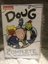 DOUG ; THE COMPLETE NICKELODEON SERIES. RARE DVD COLLECTORS ITEM 🌟