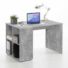 Schreibtisch Gent Bürotisch Computertisch PC-Tisch Home Office in Beton grau