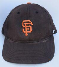 SAN FRANCISCO GIANTS MLB Kids Baseball Cap Hat Adjustable Snapback '47 BRAND