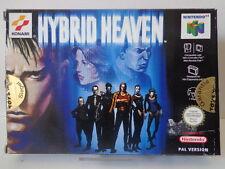 N64 Spiel - Hybrid Heaven (mit OVP / OHNE ANLEITUNG) 10635124