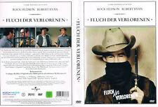 FLUCH DER VERLORENEN --- Horizons West --- Westernklassiker --- Rock Hudson ---