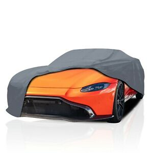 [CCT] 5 Layer Semi-Custom Fit Full Car Cover For 2002 Aston Martin V12 Vanquish