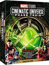 coffret marvel cinematic universe phase 3 part 1
