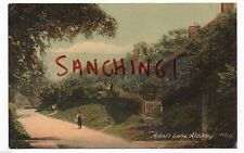 Pre 1914 Collectable Cheshire Postcards