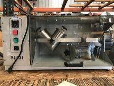 Patterson Kelley Yoke Style Blendmaster Laboratory Twin Shell Mixer