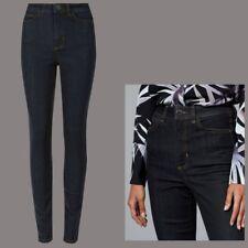 26b1147060c Ladies M S AUTOGRAPH Skinny High Waist Jeans Indigo Sizes 6 - 24