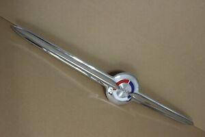 1957 Buick Roadmaster Special Grille Emblem Ornament Hot Rat Rod SCTA Barn Find