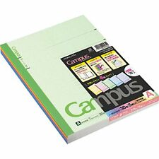 Kokuyo Campus notebook five books pack 5 colors B5 A ruled 30 sheets No-3CAX5 JP