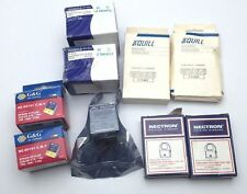 LOT: 5 Ink Jet Printer Cartridges for CHEAP 4 Panasonic Printer Ribbons PRINT005