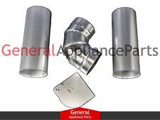 OEM LG Kenmore Sears Dryer Venting Kit Assembly   1266802 383EEL9001B