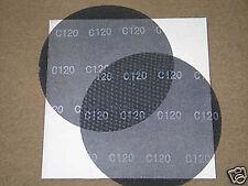 """13"""" 120 Grit Floor Sanding Screens, Case of 10 Virginia Abrasives Discs"""